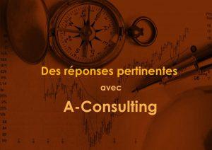des réponses à vos questions avec A Consulting