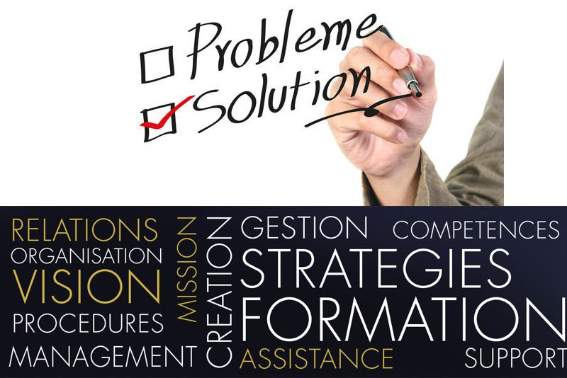 Conseil formation A consulting, il n'y a que des solutions